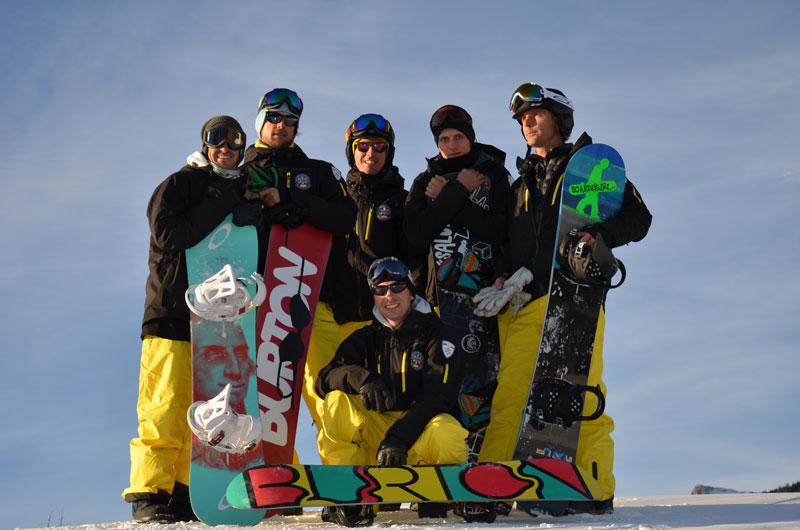 Boarderline team