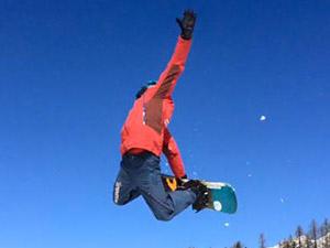 Corsi snowboard a Cortina