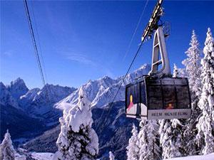 Monte Elmo ski tour