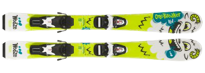 Noleggio sci baby Cortina