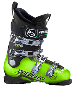 Ski boots rental in Cortina
