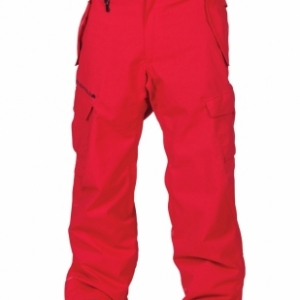 686 Mannual Infinity Red Pant