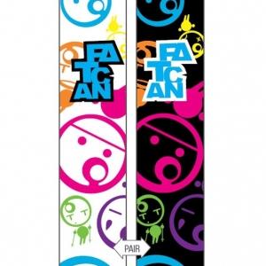 Fatcan Bastoncini New Face L+R