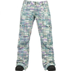 Burton Pantalone Lucky Hamptons Plaid
