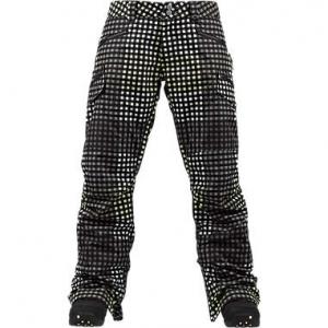 Burton Pantalone Lucky True Black Cheeky