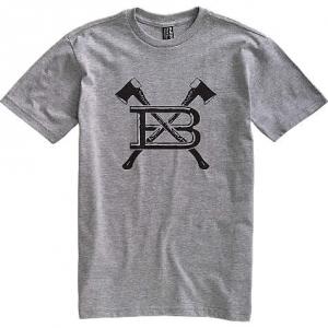 Burton T-Shirt Axed Heather Grey