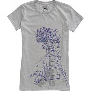 Burton T-Shirt Treehouse Grey
