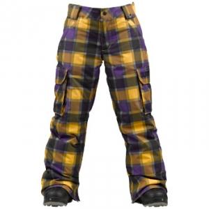 Burton Pantalone Exile Cargo Sizzurp