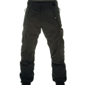 Quiksilver Pantalone Sherpa Fancy Black