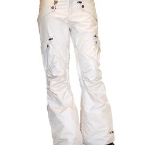 Roxy Pantalone Pearl White