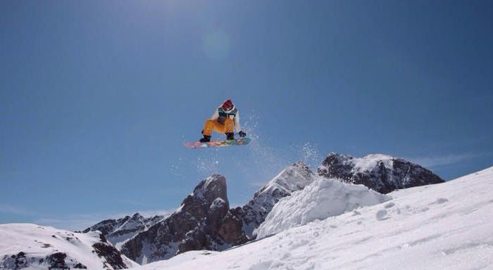 Snowboard performance camp