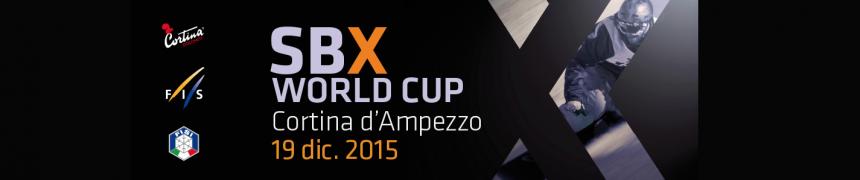 Snowboard cross world cup