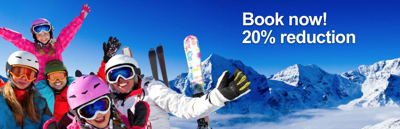 Ski rental Cortina