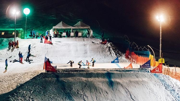 Coppa del mondo snowboardcross Cortina