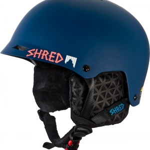 Shred Casco Half Brain D-Lux