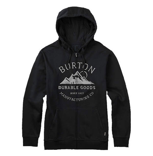 Felpa Burton fz