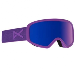 Anon Insight Imperial/Blue Cobalt Goggle