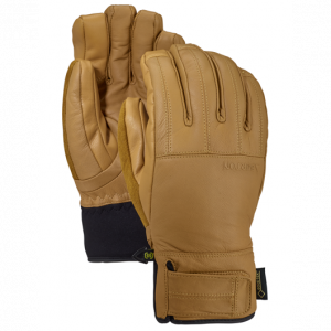 Burton glove raw hide