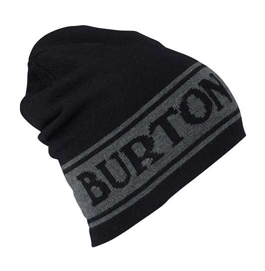19197cbde1b Burton Billboard Wool True Black Beanie