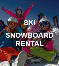 Ski and snowboard online rental