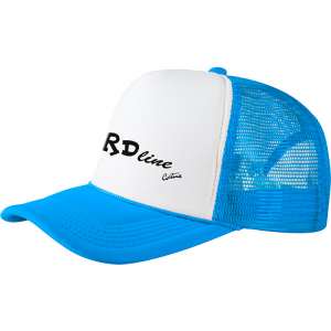 BRDline Blue Baseball Cap trucker